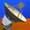 Large Array satellite Stock Photos