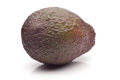 Large black avocado Stock Photo