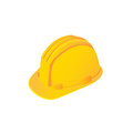 Large construction helmet