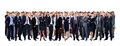 Large group of people full length Royalty Free Stock Photo