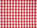 Large italian tablecloth photo of a traditional as a background Stock Image