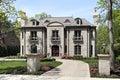 Large luxury home Royalty Free Stock Photo