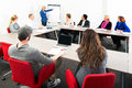 Royalty Free Stock Images Large meeting
