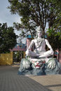 Large Statue of Lord Shiva Royalty Free Stock Photo