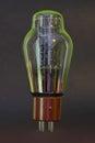 Large vacuum tube Royalty Free Stock Photo