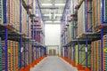 Large warehouse Royalty Free Stock Photo
