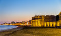 Larnaca Castle, Cyprus Royalty Free Stock Photo