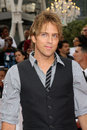 Larry birkhead arriving at the this is it premiere nokia theater at la live los angeles ca october Stock Photography