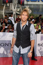 Larry birkhead arriving at the this is it premiere nokia theater at la live los angeles ca october Royalty Free Stock Photography