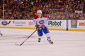 Lars Eller Montreal Canadiens Royalty Free Stock Photo