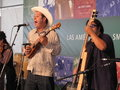 Las Americas Entertainers Royalty Free Stock Photo