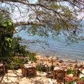 Las Caletas beach Royalty Free Stock Photo