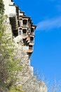 Las Casas Colgadas at Cuenca, Spain Royalty Free Stock Photos