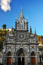 Las Lajas Front Royalty Free Stock Photos
