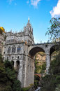 Las Lajas Sanctuary Stock Photos
