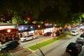 Las Olas Boulevard, Fort Lauderdale, Florida Royalty Free Stock Photo