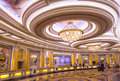 Las vegas caesars june the palace hotel loby on june in palace is a luxury hotel and casino located on the Stock Image