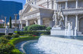 Las vegas caesars march the palace hotel on march in palace is a luxury hotel and casino located on the Stock Images