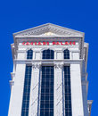 Las vegas caesars march the palace hotel on march in palace is a luxury hotel and casino located on the Royalty Free Stock Photos
