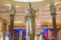 Las vegas ceasars palace june the interior on june in caesars is a luxury hotel and casino located on the Royalty Free Stock Images