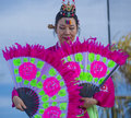 Las vegas chinese new year feb folk dancer perform at the celebrations held in nevada on february Stock Images
