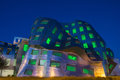 Las vegas cleveland clinic nov the lou ruvo center for brain health in downtown nevada on november the modern building Stock Images