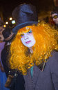 Las vegas halloween parade oct an unidentified participant at the annual held in nevada on october Stock Photos