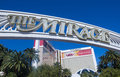 Las vegas mirage Photo stock