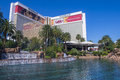 Las vegas mirage Photographie stock libre de droits