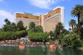 Las Vegas - Mirage Hotel and Casino Royalty Free Stock Image