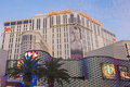 Las vegas oct planet hollywood resort and casino on october in planet hollywood has over rooms available and it located Stock Photos