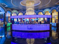 Las vegas planet hollywood june the interior of hotel and casino on june in has over rooms and it Royalty Free Stock Image