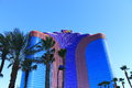 Las vegas rio hotel and casino the in located just off the famous strip Stock Image