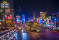 Las vegas sep view of the strip on september in the strip is an approximately mile km stretch of Stock Image