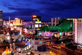 Royalty Free Stock Photo Las Vegas Strip