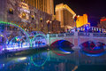 Las vegas venetian hotel ice rink dec near the resort in on december with more than suites it s one of the most famous Royalty Free Stock Photo
