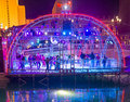 Las vegas venetian hotel ice rink dec near the resort in on december with more than suites it s one of the most famous Stock Image