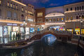 Las vegas venetian hotel nov the and replica of a grand canal in on november with more than suites it s one of the most Royalty Free Stock Image
