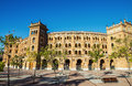 Las ventas bullring arenes in madrid spain europe Royalty Free Stock Image