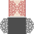 Laser Cut Envelope Template Fo...
