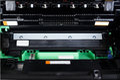 Laser printer internals Royalty Free Stock Photo