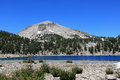 Lassen Volcanic National Park Royalty Free Stock Photography