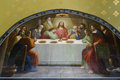 The Last Supper - Christ's last supper Royalty Free Stock Image