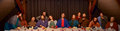 The last supper Royalty Free Stock Photo