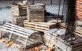 Latarnia morska pastucha project ustawy izby Baggs Zdjęcia Royalty Free