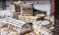 Latarnia morska pastucha project ustawy izby Baggs Obraz Stock