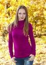 Late autumn joy Royalty Free Stock Photo