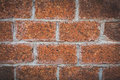 Laterite wall background of stone Stock Photos