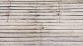 Lath background vintage in horizon Royalty Free Stock Photography