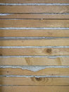 Lath and Plaster Royalty Free Stock Photo